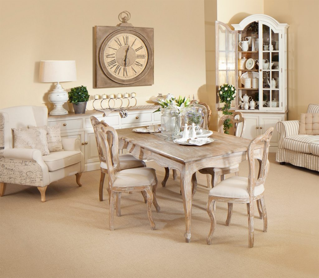 Interior Design For French Dining Room Of Barg 8940 Idaho