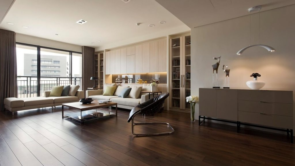 Interior Design Ideas Dark Wood Floors Youtube