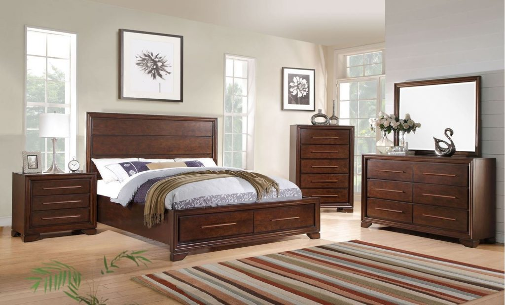 Jax Bedroom Set Walker Furniture Las Vegas