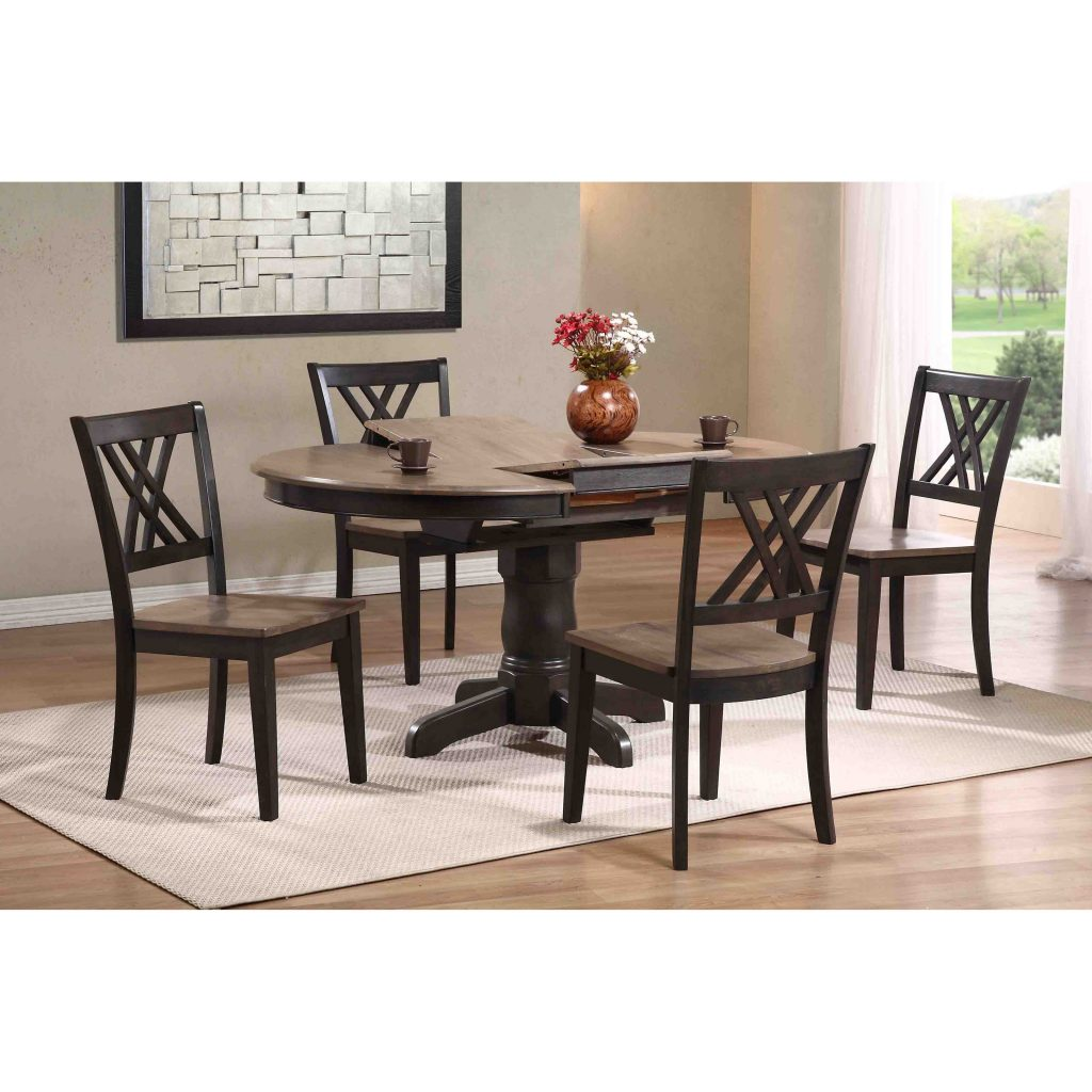 Kitchen Table For Small Spaces Drop Leaf Dining Room Rectangular