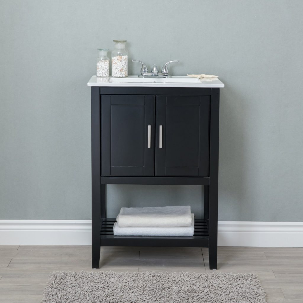 Legion Furniture Wlf6020 Single Bathroom Vanity Walmart
