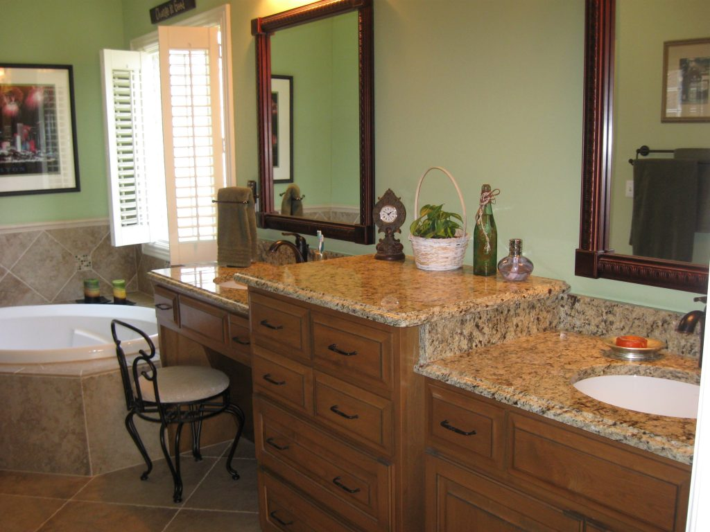 Lifetime Bathroom Vanities Louisville Ky Custom Cabinets Gallery