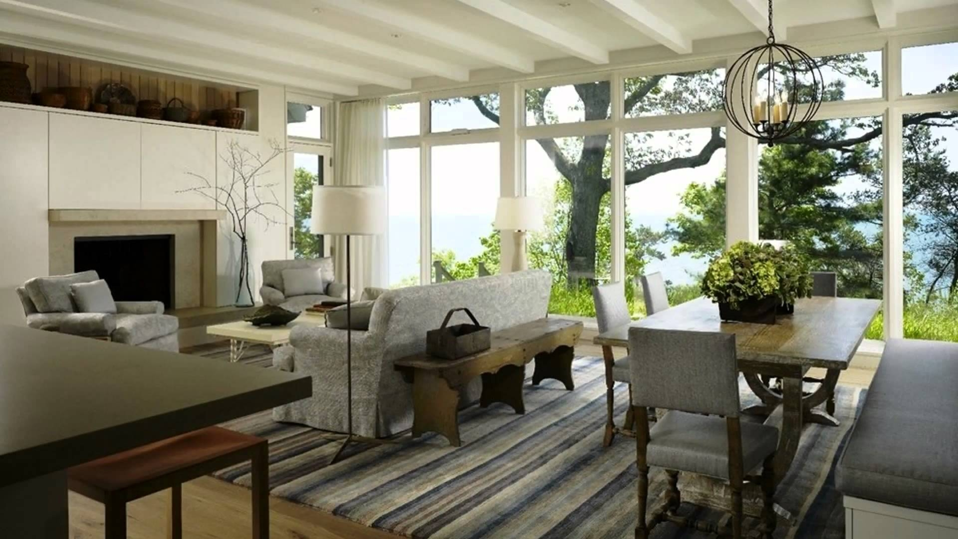 Living And Dining Room Combinations Fabulous Designer Ideas Youtube