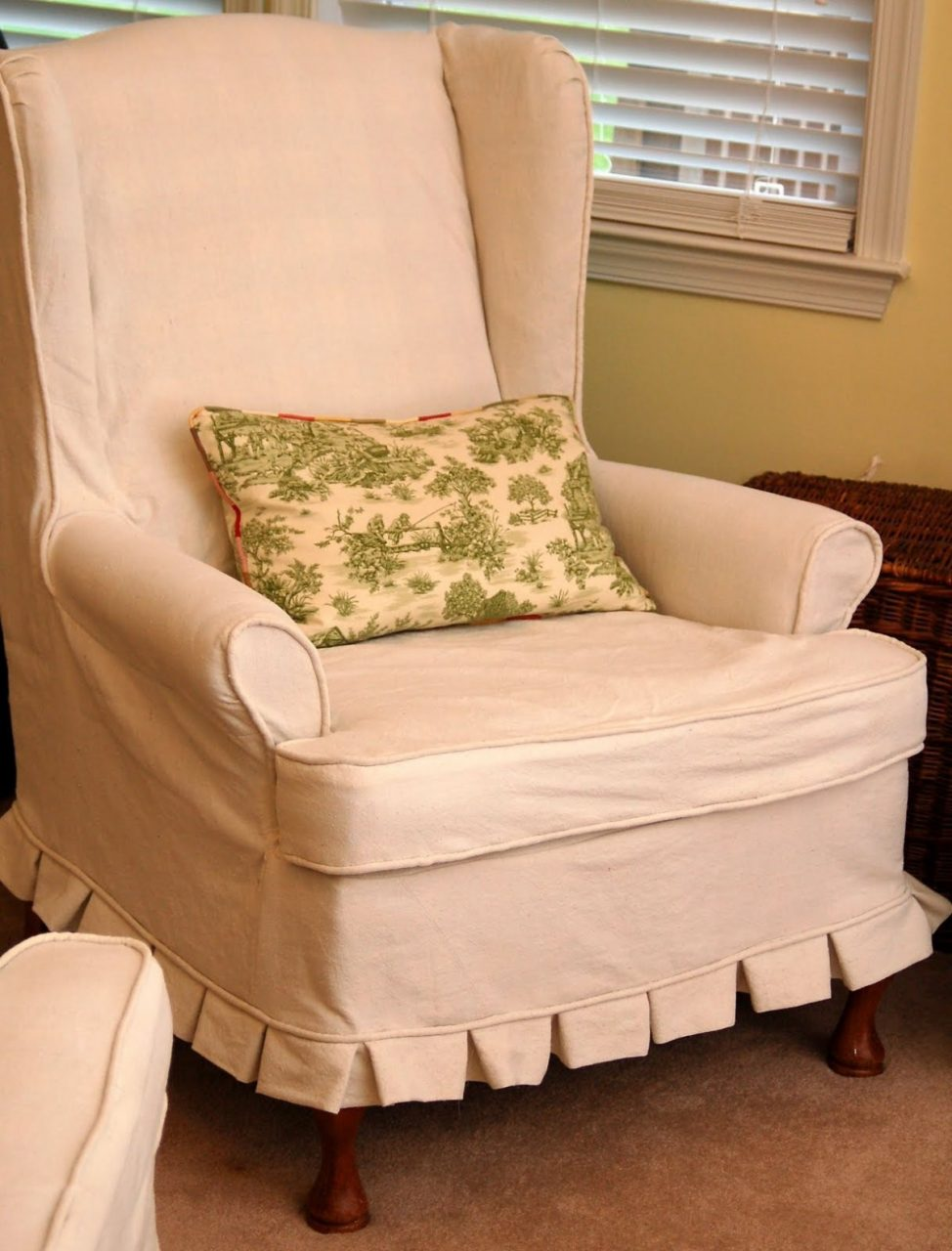 Living Room Chair Covers Home Design Ideas