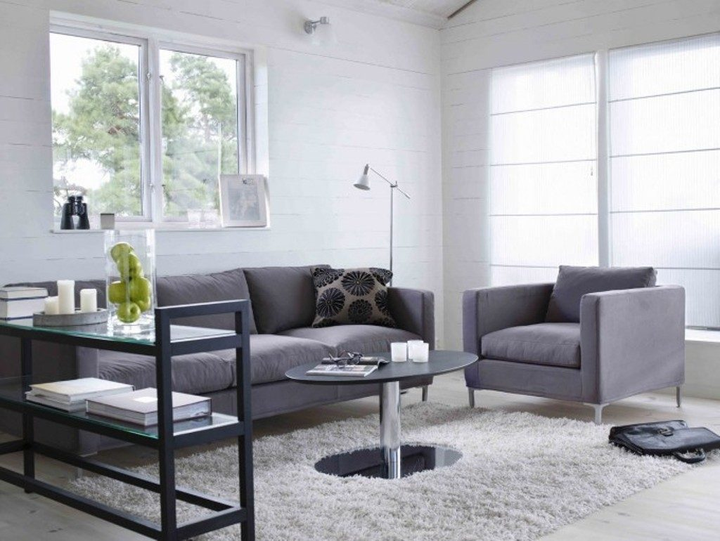 Living Room Gray Couches Living Room Features Grey Sofa Set With