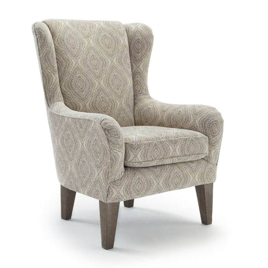 Lorette Wing Chair Home Envy Furnishings Custom Made Furniture Store