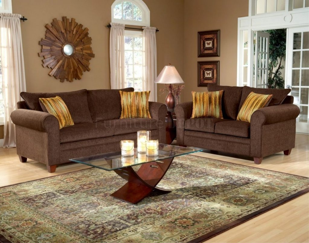 Lovely Chocolate Brown Sofa Living Room Ideas About Remodel Carrofotos