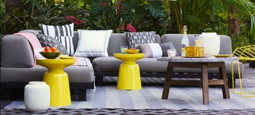 Lovely West Elm Patio Furniture Outdoor Decor Photos Best Wonderful