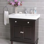 Lowes Bathroom Vanity And Sink In Contemporary Picture 7 Of 50