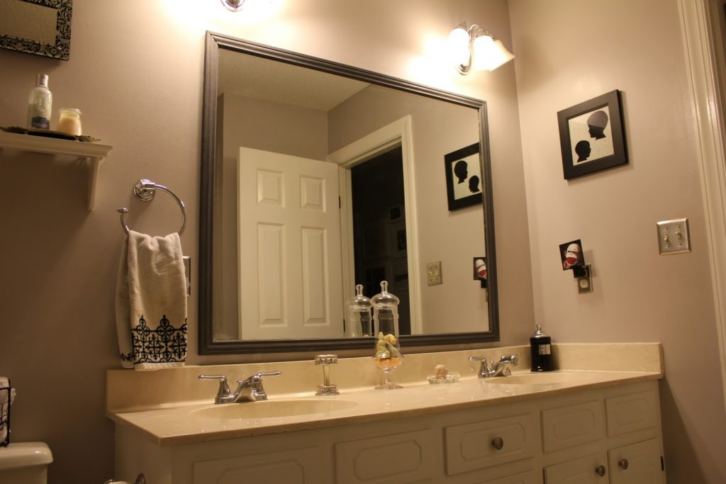 Luxury Bathroom Mirror Frame The New Way Home Decor Framed