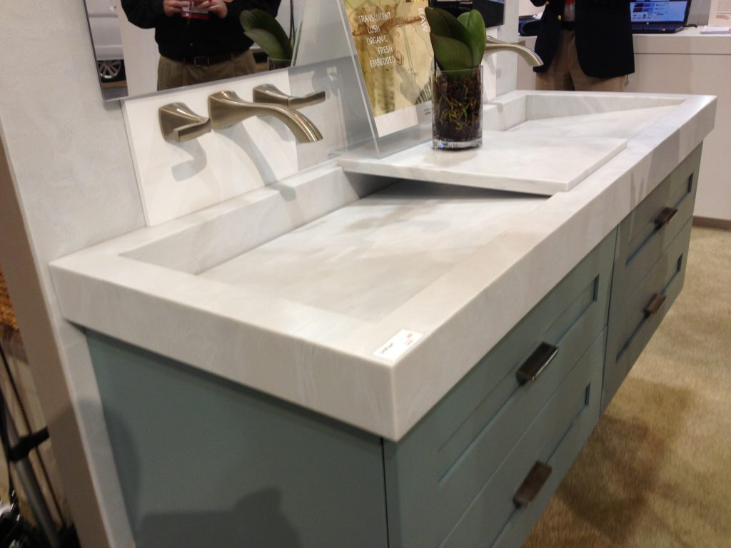 Magnificent Bathroom Vanity Faucets 13 Awesome Waterfall Throughout