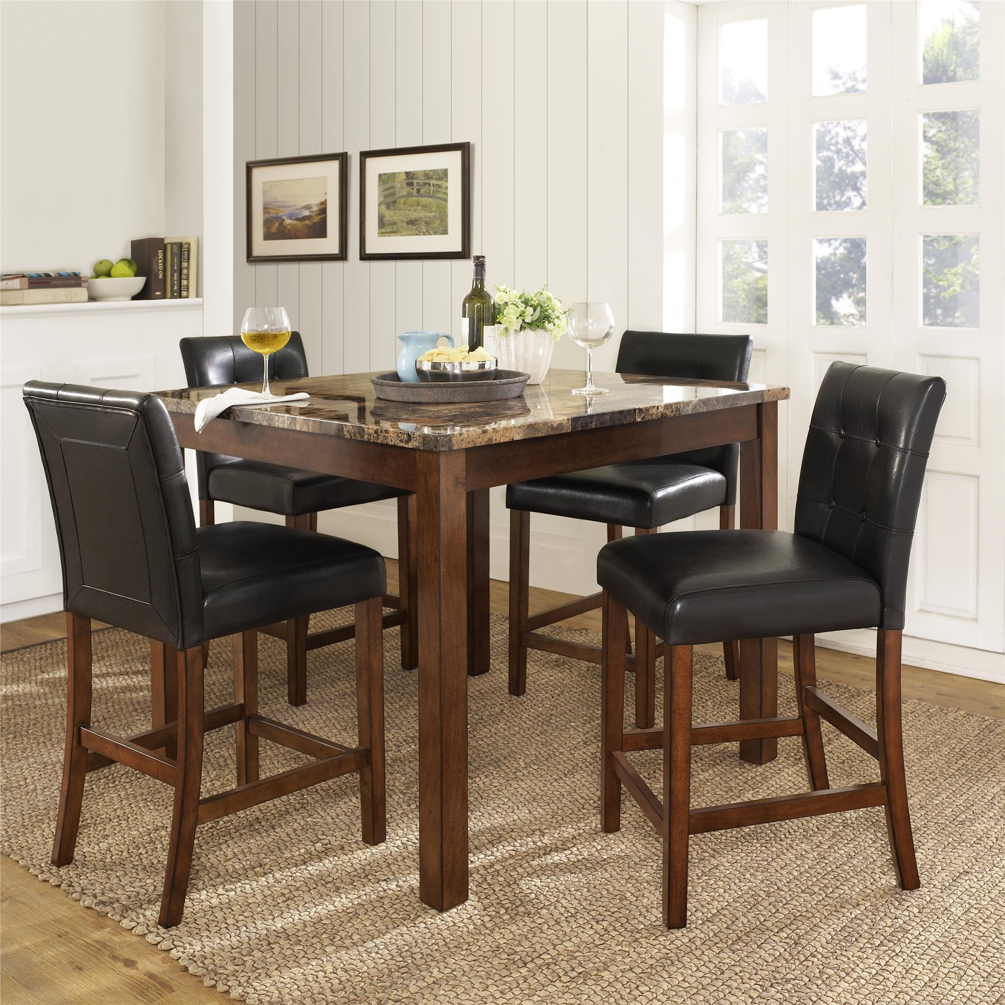 Magnificent Cheap Dining Table Sets 9 Wonderful Big Lots 9 ...