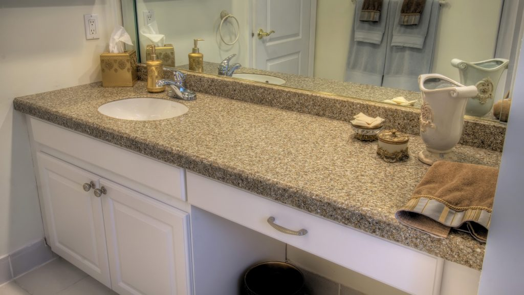 Magnificent Granite Top For Bathroom Vanity 0 Custom Tops White Sink