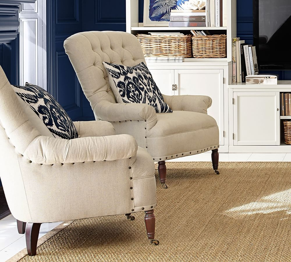 Make Your Home Feel Extra Cozy With Our Classic Upholstered