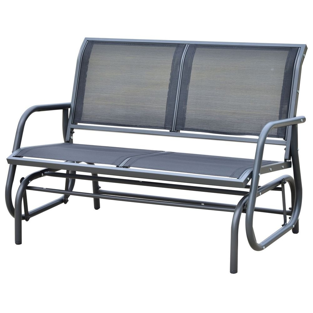 Make Your Lifestyle Better With Outdoor Glider Carehomedecor