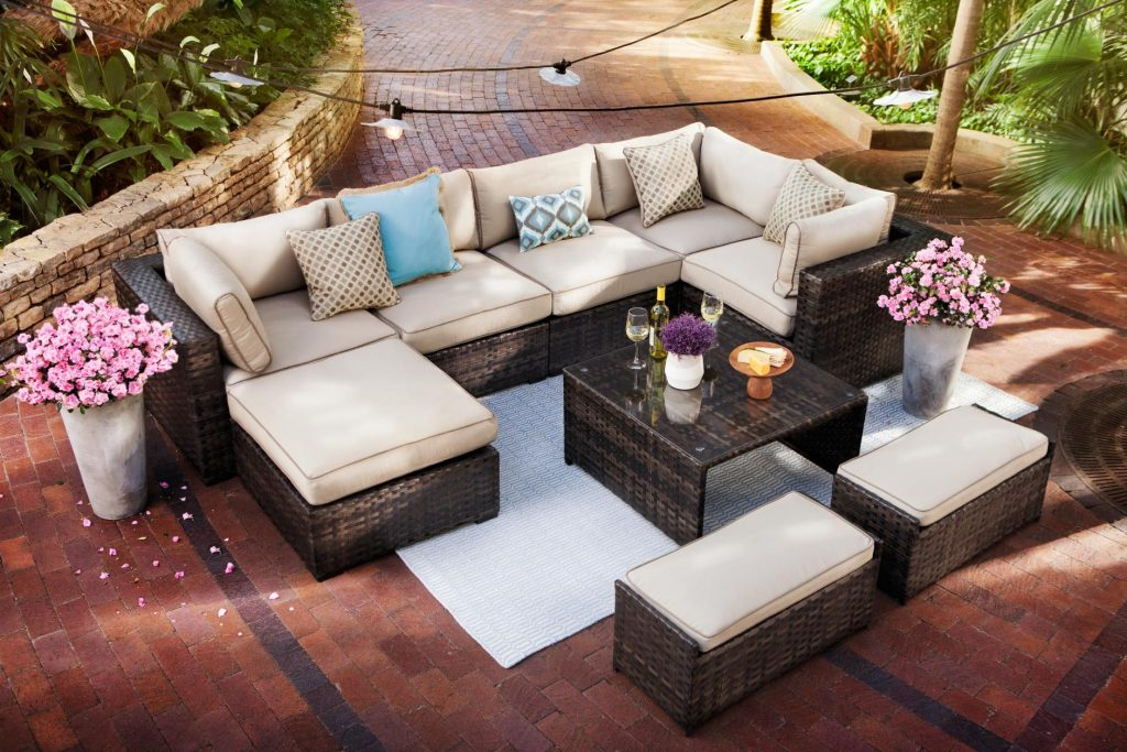 Make Your Patio A Masterpiece Value City Furniture