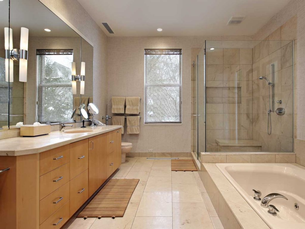 Master Bathroom Remodel Project Template Homezada