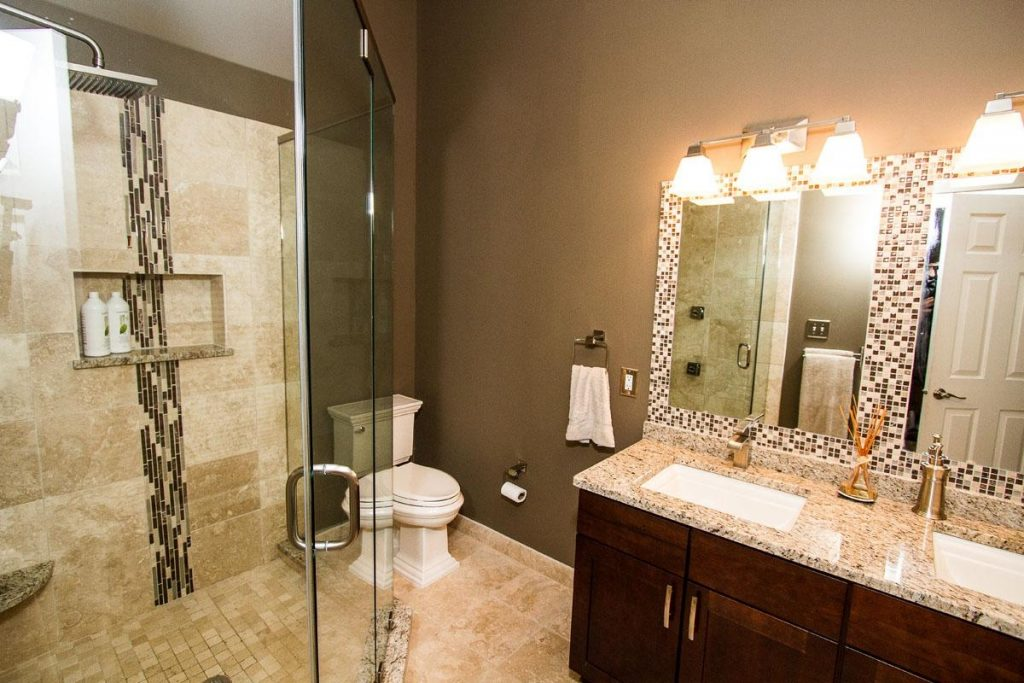 Medium Bathroom Designs Idea Di Casa