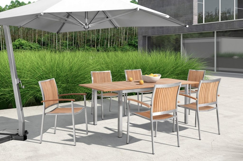 Ml Outdoor Furnishing Jerrys Casual Patio Round Table And Chairs