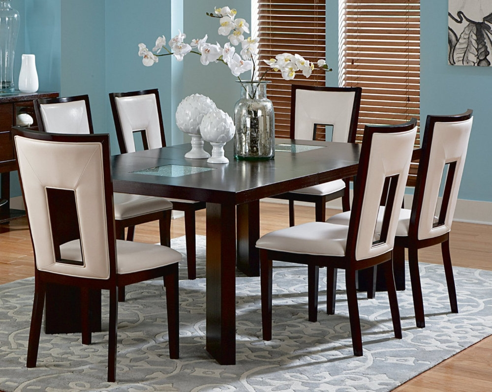 Modern Dining Room Sets Cheap Elegant Contemporary Dining Room