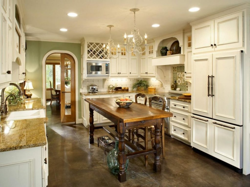 Modern French Country Kitchen Designs Design Makeover Bonnie