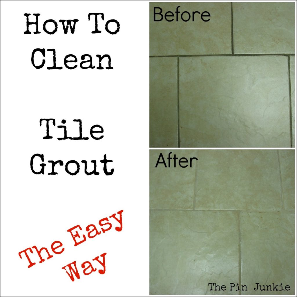 Modern Ideas How To Clean Bathroom Tile Grout Bahroom Kitchen Design
