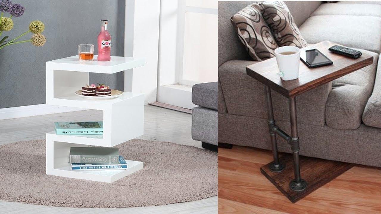Picture of: Modern Side Tables Living Room Ideas Small End Tables Ideas The Layjao