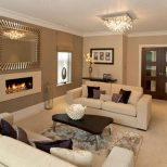 More 5 Great Brown Living Room Paint Ideas Home Design Interior