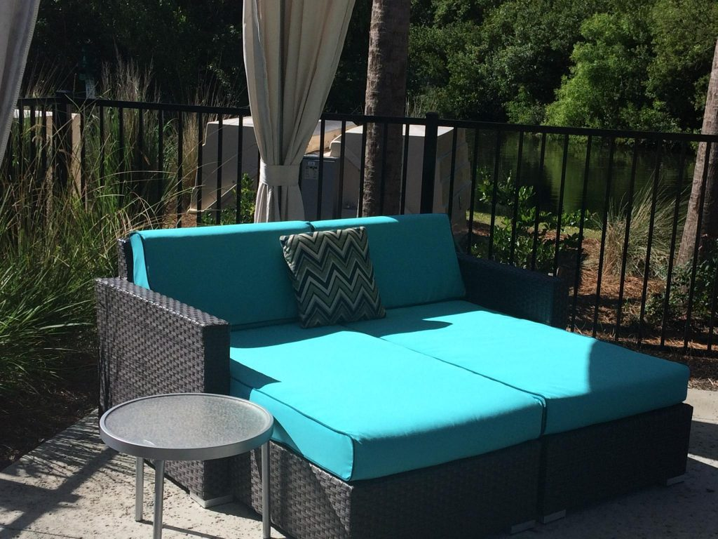 Mt Pleasant Pool And Lounge Outdoor Cushions Umbrellas And