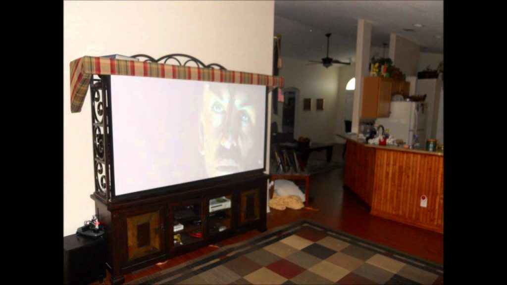 My Small Living Room Home Theatre Youtube