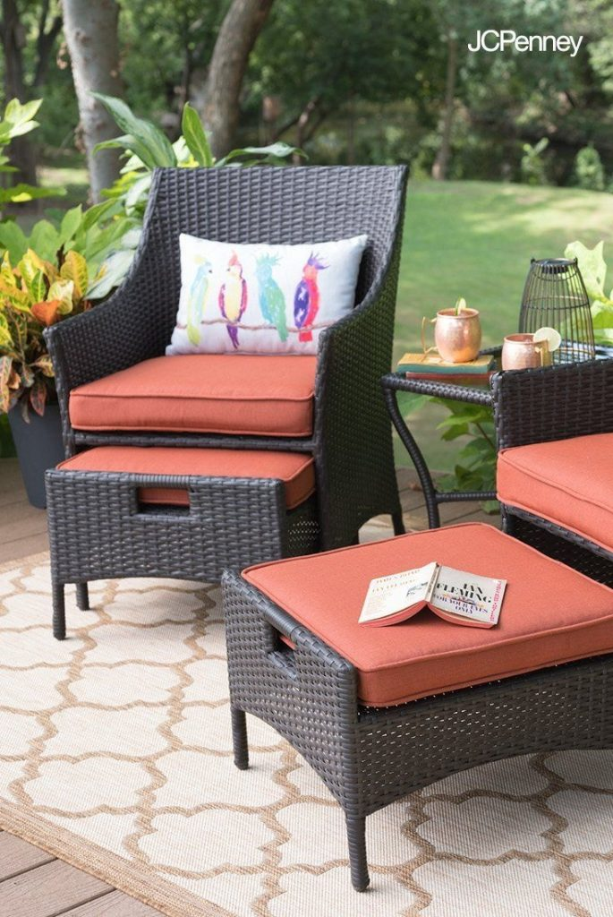 Need Modern Outdoor Furniture For Your Small Space Meet The Outdoor