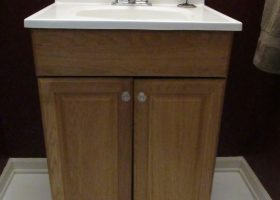 Bathroom Vanities Used