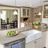 Open Kitchen Dining Room Color Ideas 4413 Small Kitchen Ideas