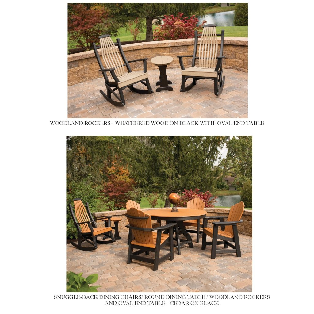Our Hostetler Tables Chairs Poly Outdoor Furniture Catalog