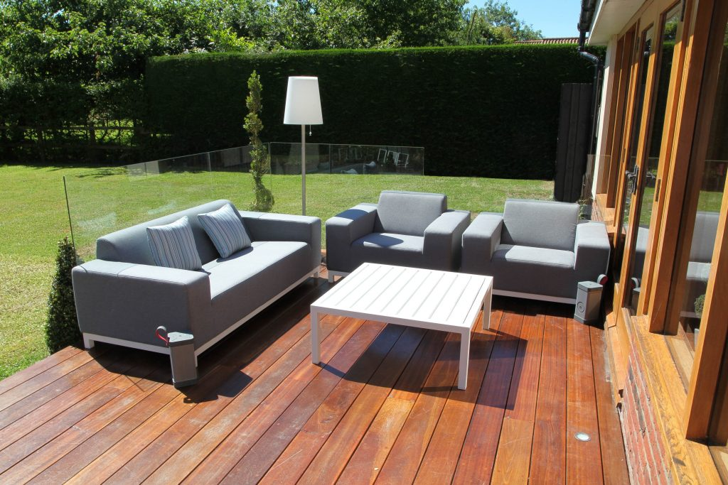 Outdoor Fabric Lounge Garden Furniture Birstall