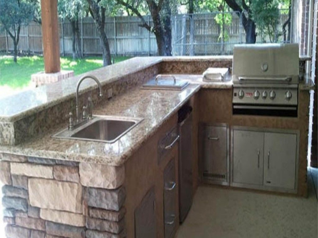 Outdoor Kitchen Design Plans Free Lovely L Shaped Outdoor Kitchens