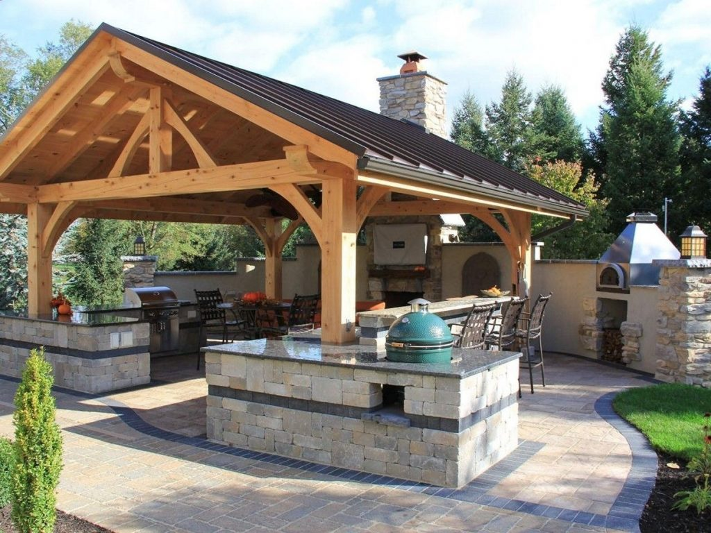 Outdoor Kitchen Layout Ideas Kitchen Outdoor Kitchen Plans And 42