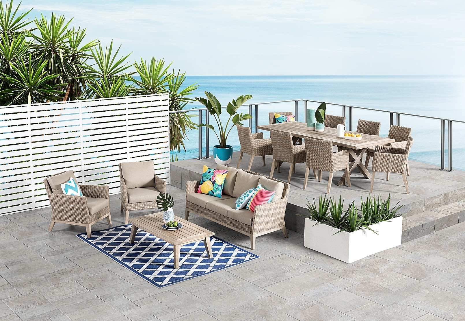 Outdoor Packages Amart Furniture Layjao
