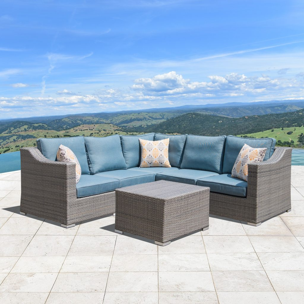 Outdoor Sectional 500 2000 Home Goods Free Shipping On Orders
