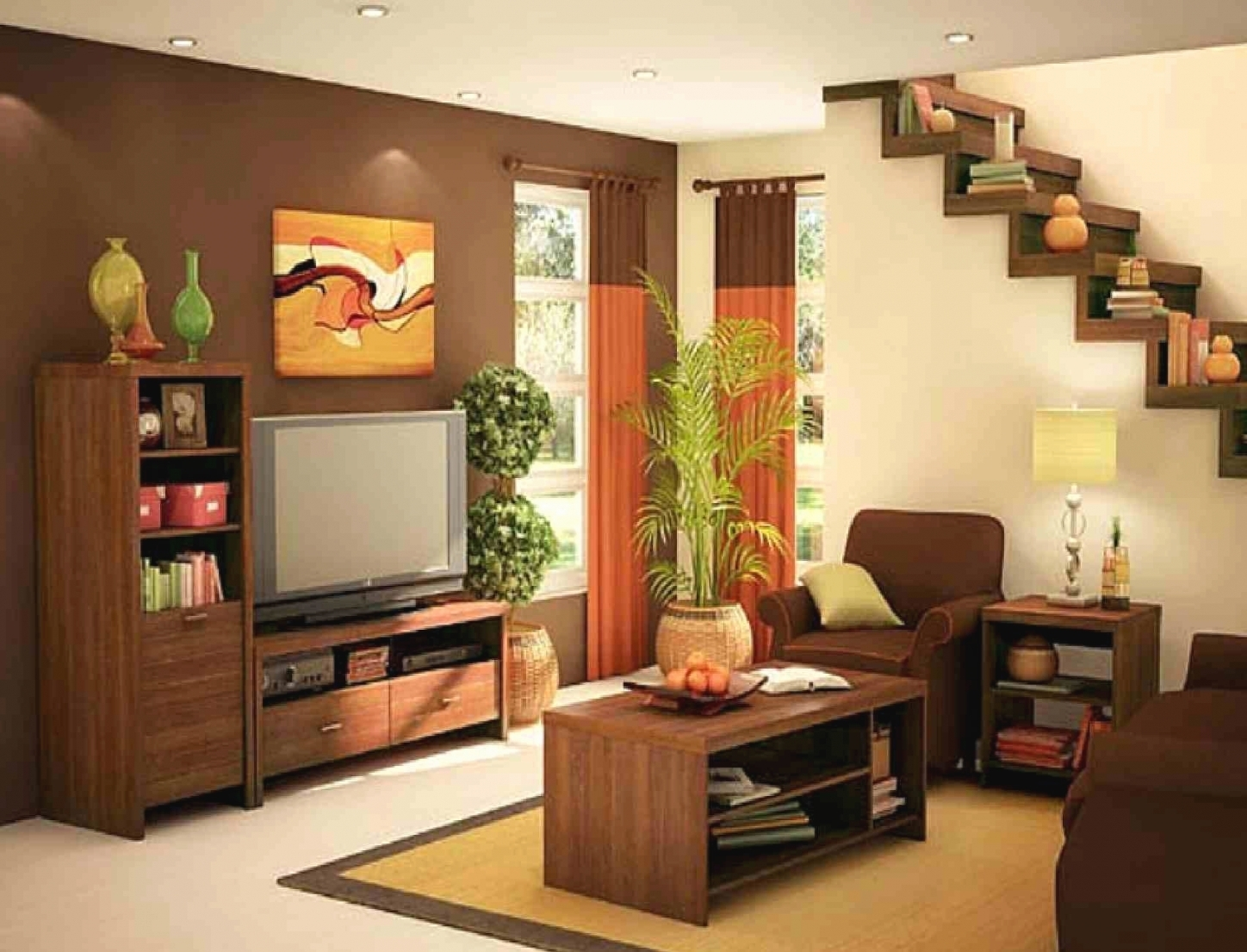 Outstanding Indian Interior Design Ideas Living Room 9 Simple Of Layjao