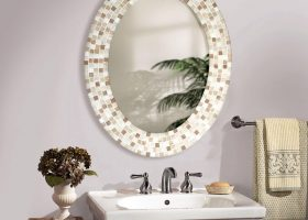 Bathroom Decor Mirrors