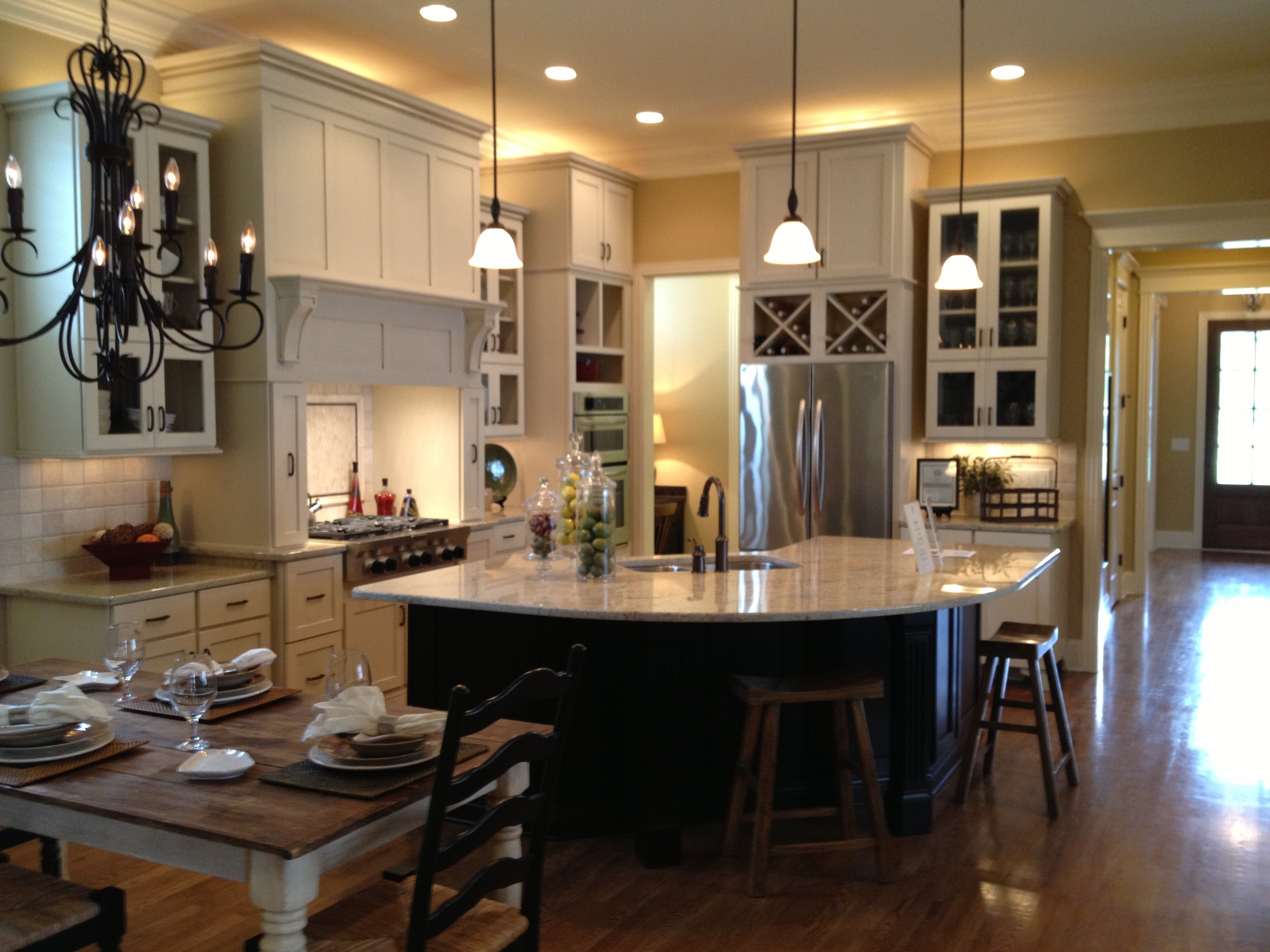 Paint Colors For Open Concept Living Room And Kitchen Appealhome Layjao