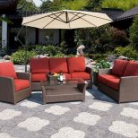 Patio Amazing Big Lots Patio Furniture Sets Wilson And Fisher Patio