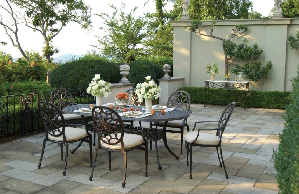 Patio Furniture Charlotte Nc Brilliant A Short History Of Outdoor