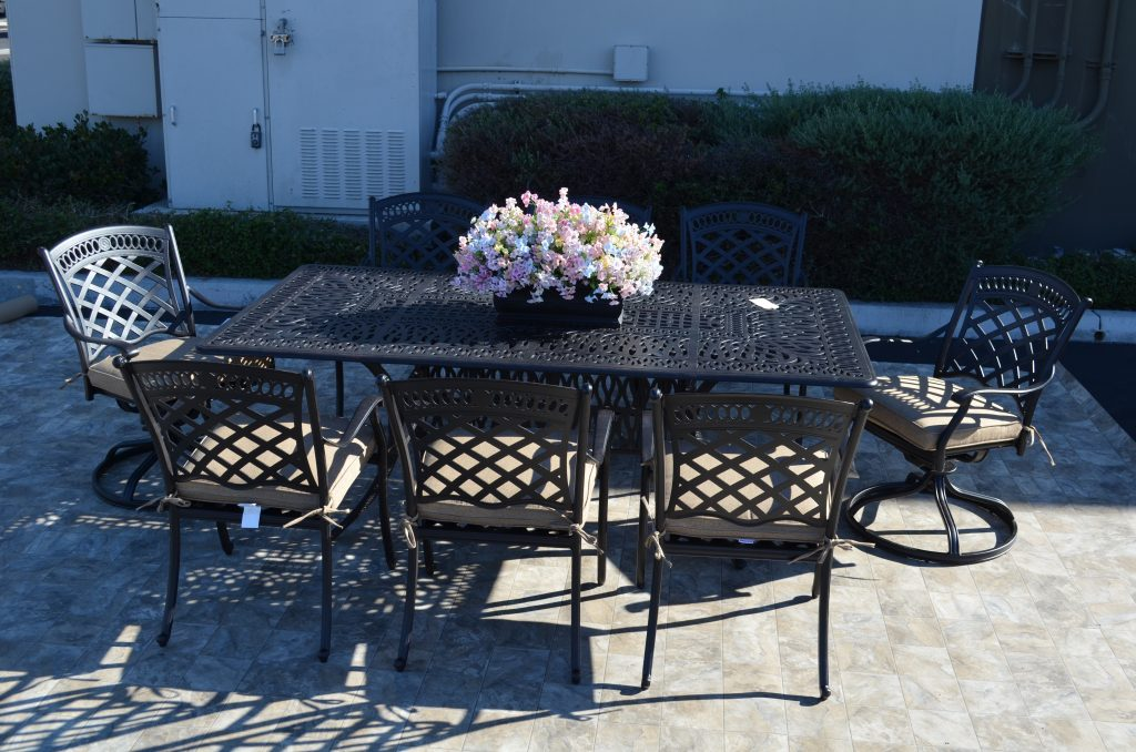 Patio Furniture In Santa Ana Orange County Provided Kb Patio