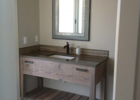 Bathroom Vanities Farmhouse Style
