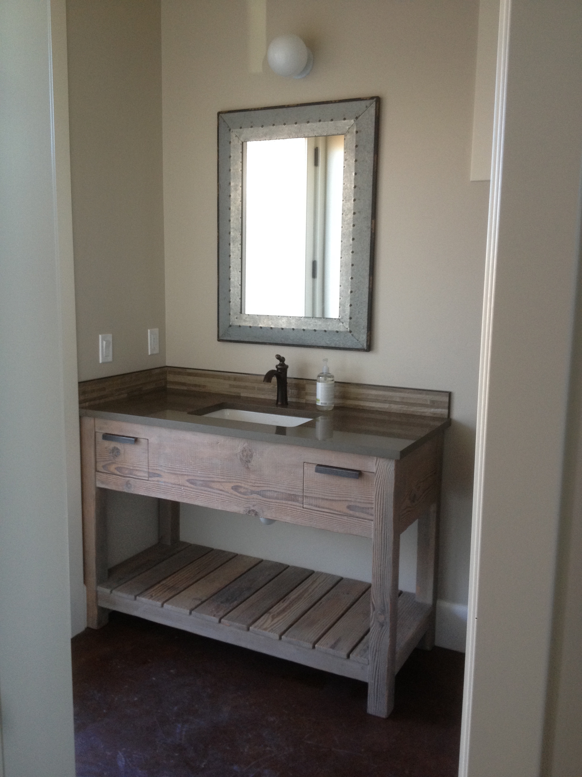 Peachy Ideas Bathroom Vanity Farmhouse Style Home Design Amazing