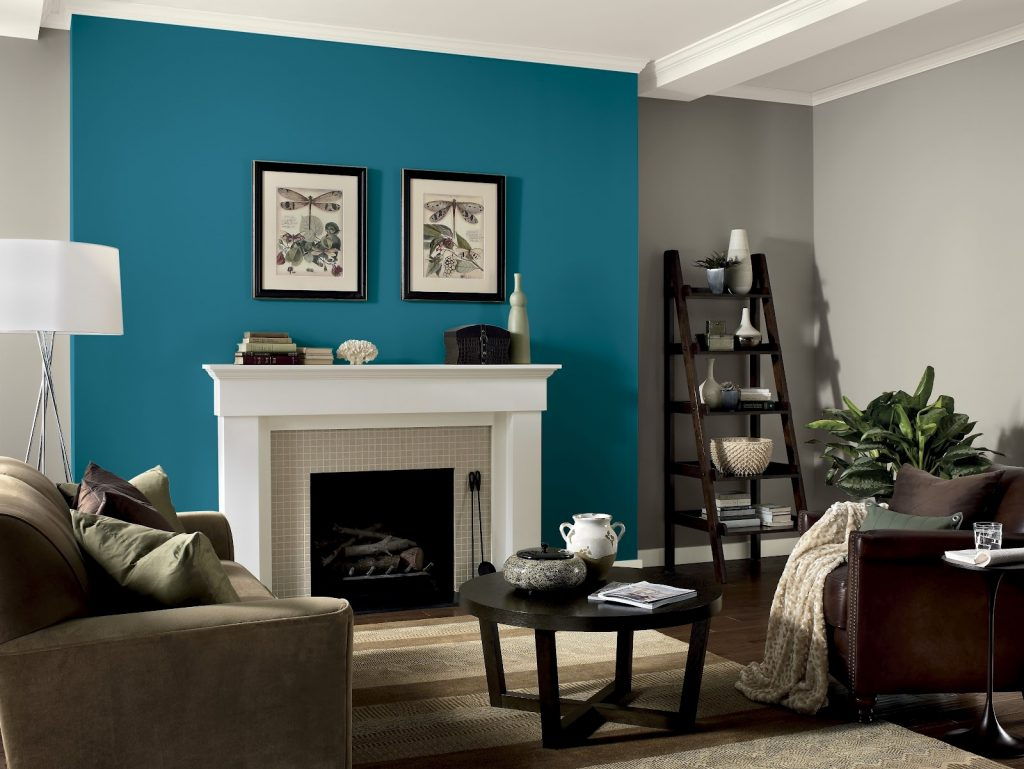 Picking An Accent Wall Color Waste Solutions 123