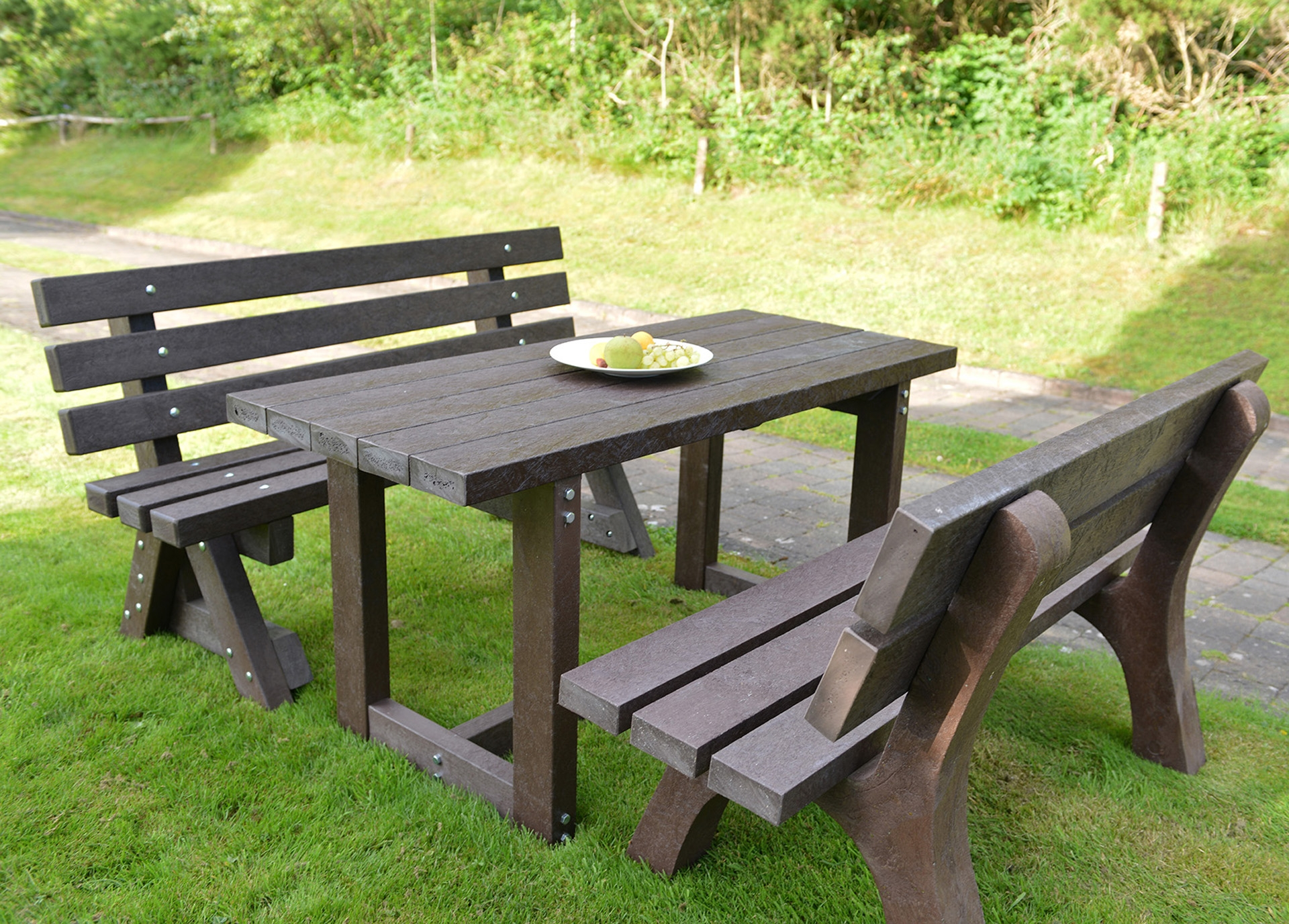 Recycled Plastic Garden Furniture Sets – layjao