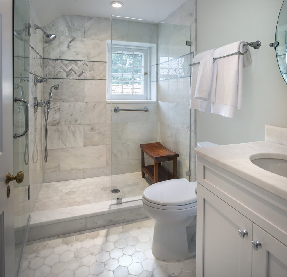 Remodel Small Size Bathroom Small Space Sergio 2018